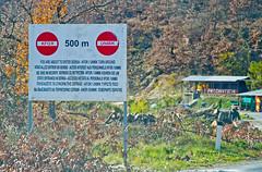500 meters to Serbia, time for KFOR and UNMIK personnel to turn around, November 7, 2010 (Ivan S. Abrams) Tags: ivansabrams abramsandmcdanielinternationallawandeconomicdiplomacy ivansabramsarizonaattorney ivansabramsbauniversityofpittsburghjduniversityofpittsburghllmuniversityofarizonainternationallawyer