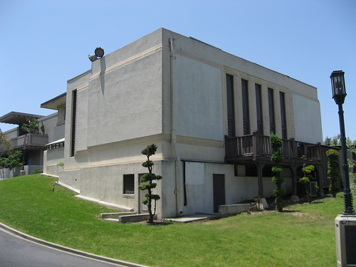 Barnsdall Arts Center (Residence 'A')