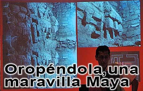 Oropendola Structure, Copan