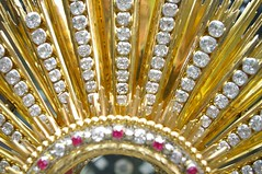 Monstrance detail