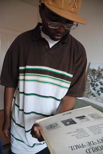 Lewis Parker Dope Sheet Hip Hop Network