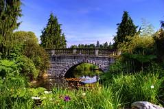 Stone Arch Bridge, Stanley Park, Vancouver by bridgepix
