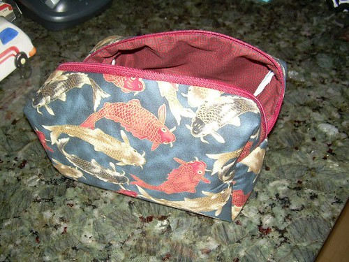 fishy box bag