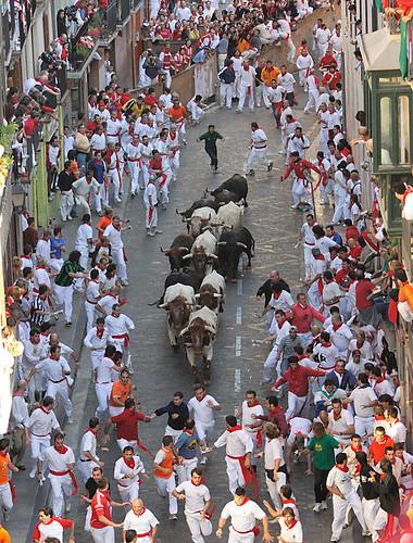 fiesta of san fermin