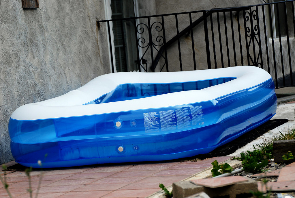 Lonesome Toys: The Inflatable Pool
