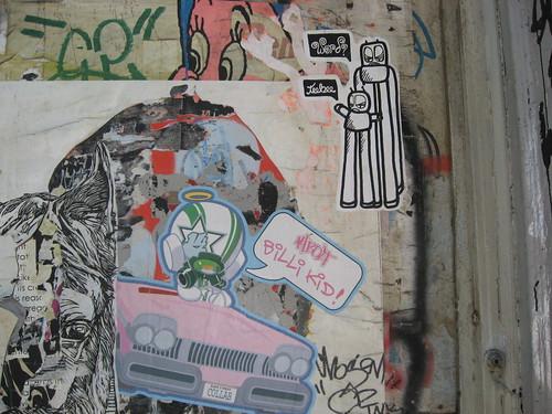 Street Art, Detail