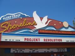 Projekt Revolution @ Shoreline