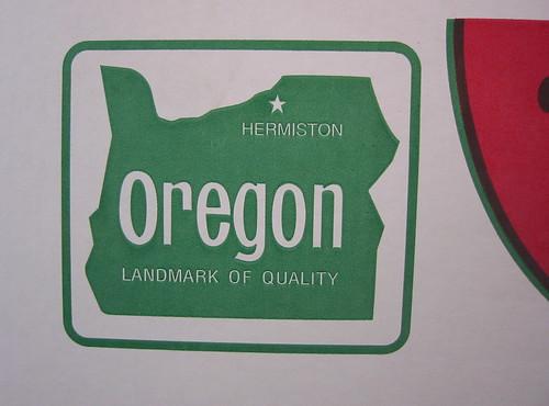 Hermiston, Oregon Landmark of Quality