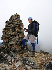Tower's cairn