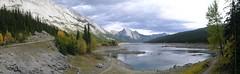 Medicine Lake (Uli Harder) Tags: canada jasper alberta hugin medicinelake