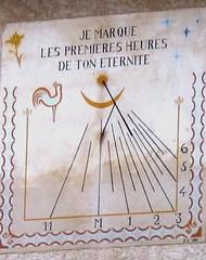 Saint Vran (Aostino) Tags: time hour eternity