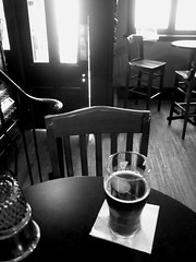 Friday afternoon (James Mundie) Tags: blackandwhite bw black blancoynegro beer monochrome pub noir centercity ale monochromatic guinness tavern pint juryduty biancoenero smithwicks blancetnoir philadelphiapa bwemotions mundie schwarzweis fergiespub copyrightprotected jamesmundie jamesgmundie profjasmundie jimmundie fixedshadows copyrightjamesgmundieallrightsreserved