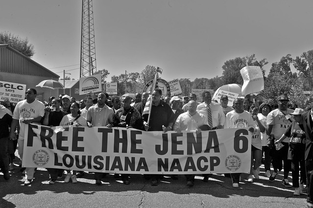 Jena, Louisiana: Rev. Jesse Jackson