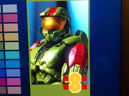 Eightbar master chief