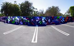 2 DIE 4 (TRUE 2 DEATH) Tags: graffiti mural graf wai costamesa todiefor deph montanagold bashers craola thewildones gregsimkins gregcraolasimkins maxx242