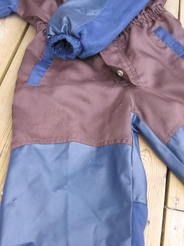 Utslitt dress