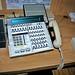 Avaya digital PBX attendant console and line commander