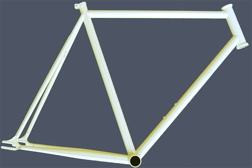 Wabi Cycles Custom Frames
