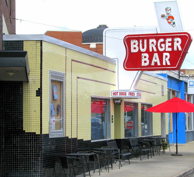 Burger Bar - Bristol, VA