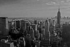 New York City1 (Steve Graham42) Tags: new york bw usa holiday newyork mono flickr sony empirestatebuilding alpha a550