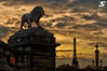 My territory (A.G. Photographe) Tags: sunset sky cloud paris france macro tower subway nikon king tour metro cloudy eiffeltower lion eiffel ciel toureiffel concorde nikkor nuage français hdr vr parisian placedelaconcorde anto 105mm xiii undergroud parisien d700 saariysqualitypictures absolutegoldenmasterpiece antoxiii hdr9raw