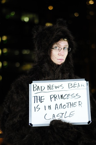 Pedo...I mean Bad News Bear.