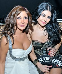 Elissa @ Cavalli Club In Dubai (Elissa Official Page) Tags: club dubai elissa cavalli 2012   in 2011