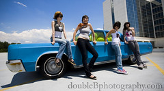 The Coathangers - by Double B Photography