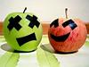Día 96 - Apple Issues (Pankcho) Tags: red food macro verde green frutas fruits day xx 5 venezuela comida explore apples caras caritas día smileys roja zomg 96 manzanas foodwithfaces 100venezuela
