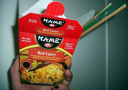 red curry chopsticks