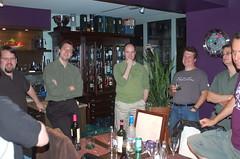 Richard, Andrew, Dennis, Steve, Paul, and Martin