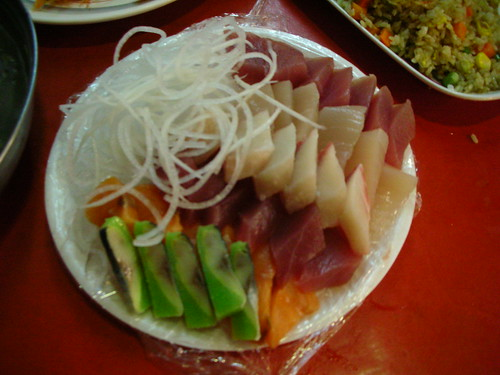 輝哥生魚片-生魚片