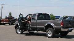 Man & Truck!