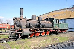 Bulgaria State Railways 0-8-0 outside Sofia Locomotive Depot, March, 2007 (Ivan S. Abrams) Tags: arizona sofia ivan eisenbahn trains bulgaria getty abrams railways trainspotting gettyimages railroads trens dampflok steamtrains smrgsbord tucsonarizona steampowered ferrovie chemindefer steampower steamlocomotives oldtrains railfans 12608 bdz railwayenthusiasts movingtrains onlythebestare internationalrailways bulgariastaterailways ivansabrams trainplanepro pimacountyarizona safyan arizonabar preservedlocomotives arizonaphotographers railwayexcursions ivanabrams specialtrains cochisecountyarizona railroadexcursions railwaytouringcompany locomotivesavapeur locomotivesavapore ferriovia restoredlocomotives trainsaroundtheworld tucson3985 gettyimagesandtheflickrcollection copyrightivansabramsallrightsreservedunauthorizeduseofthisimageisprohibited tucson3985gmailcom ivansafyanabrams arizonalawyers statebarofarizona californialawyers copyrightivansafyanabrams2009allrightsreservedunauthorizeduseprohibitedbylawpropertyofivansafyanabrams unauthorizeduseconstitutestheft thisphotographwasmadebyivansafyanabramswhoretainsallrightstheretoc2009ivansafyanabrams abramsandmcdanielinternationallawandeconomicdiplomacy ivansabramsarizonaattorney ivansabramsbauniversityofpittsburghjduniversityofpittsburghllmuniversityofarizonainternationallawyer
