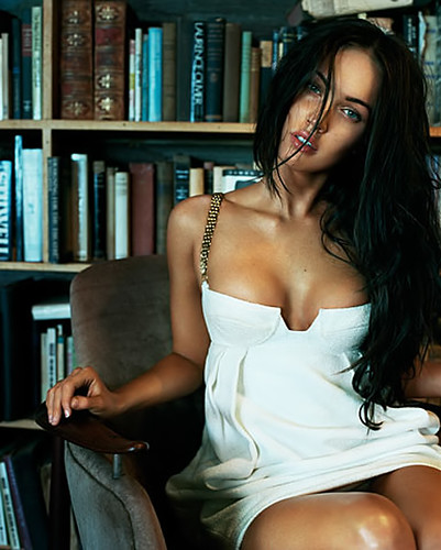 Megan Fox Hot Photoshoot