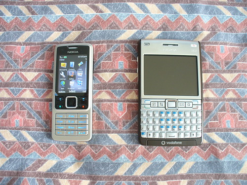 Différence simple phones et smartphones