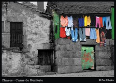United Colors of Casas de Monforte - Chaves - Portugal (frproart) Tags: chaves aldeias colorphotoaward ilustrarportugal srieouro