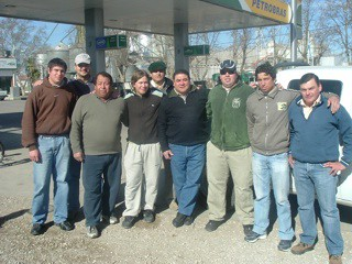 La delegación de Hernando qie viajó a Río 4º