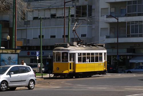 Lisboa - Praça São João Bosco
