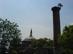 Sokollu Mehmet Paa Camii (vue du nord-est) (cercamon) Tags: istanbul mosque cami estambul mosque kadirga mimarsinan sokullu sokollumehmetpasha kadrga sokollumehmetpaacamii sokollumehmetpaa kadirgasokullumosque