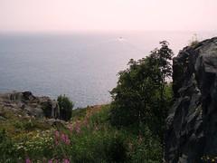Out to Sea (karbon69) Tags: ocean travel sea vacation canada newfoundland coast boat stjohns keepexploring