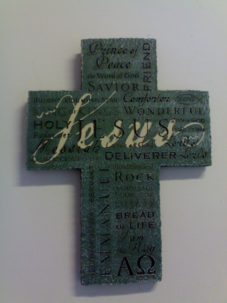 Cross - Names of Jesus