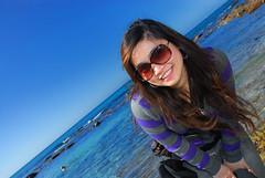 Bee @ Bronte (ShotsbyGun.com) Tags: blue friends portrait sky beach bondi women australia august d200 bronte 2007 sb800 18200mmvr
