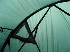 Tent geometry