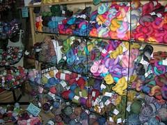 sock yarn at loopy (novamade) Tags: chicago yarn yarnshop