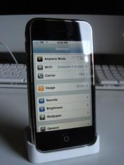 Settings (Andre.L) Tags: tim settings iphone unlocked