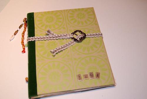 Libro verde portada