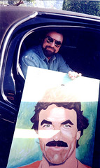 Jumbo Size Tom Selleck - In Color