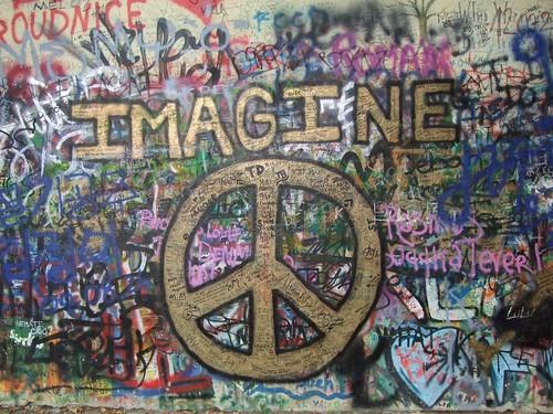 Lennon Wall 8