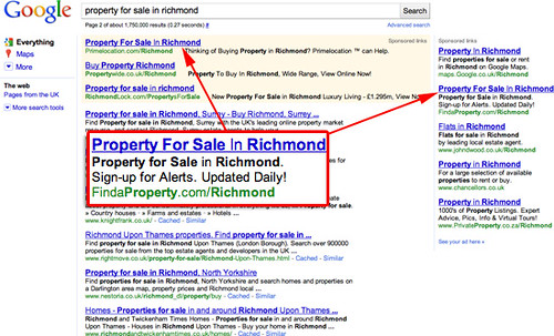 Google AdWords Titles, 31 Characters